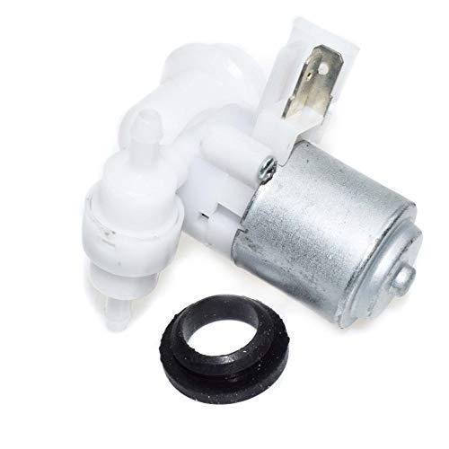 eGang Auto Nouvelle Pompe de Lave-Glace 46575545 pour FIATS SEICENTOS 0.9 1.1