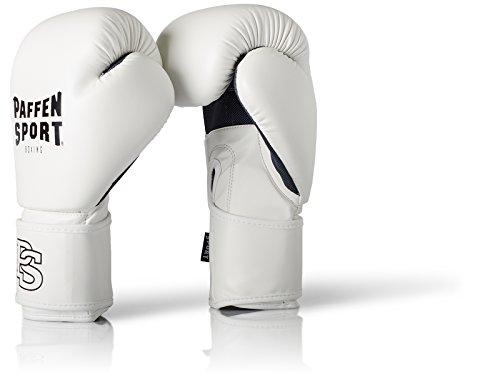 Paffen Sport FIT Boxhandschuhe für das Training; weiß; 16 UZ