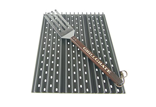 "19.25"" Grill Grate Sear Stations for Pellet Grills (SS19.25)"