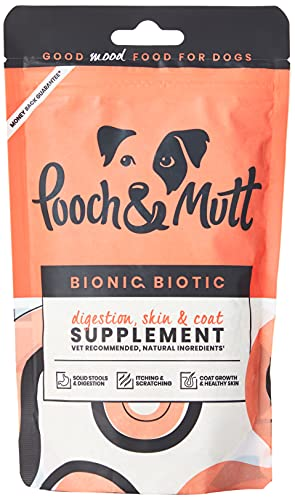 Top 10 best selling list for pooch and mutt health supplements for dogs