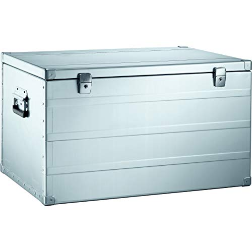 Zarges 43817 Alu-Box K405 123l, IM: 670x460x400mm