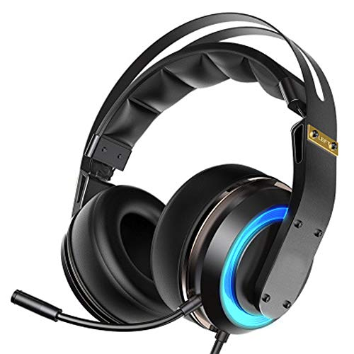 Tonton Professionele Gaming Headsets E-Sports Headset Bedraad Head-mounted, Dolby Surround Sound kan brengen schokkende Cinematic Sound