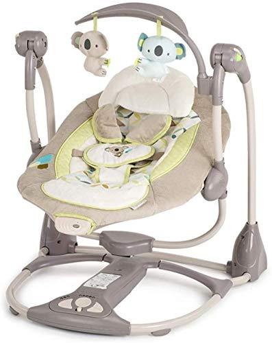 Schommelstoel Babybed Babyschommelstoel Elektrische schommelstoel Enkele arm Elektrische schommel Muziek Schommelstoel Muziek vol