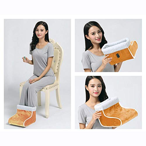 Fancylande Voetenwarmer, zolen, schoenen voor elektrische verwarming, handdoeken voor elektrische verwarming, schoenen, elektrisch verwarmd, voetwarmer, inlegzolen, winter transferbaar