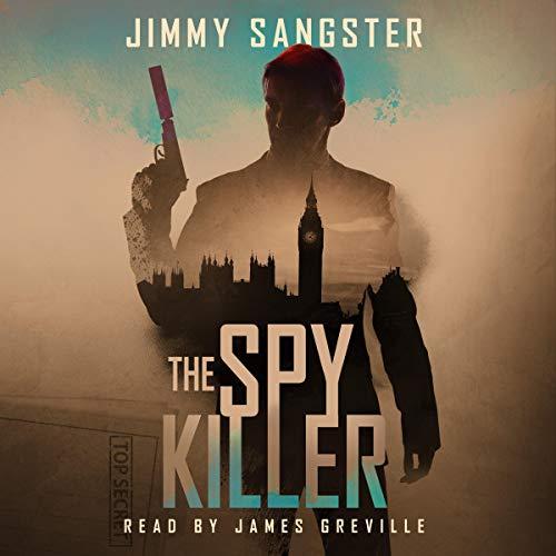The Spy Killer cover art