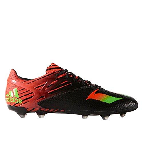 Adidas Messi 15.2 FG AF4658 voetbalschoenen, zwart (black), 42 EU