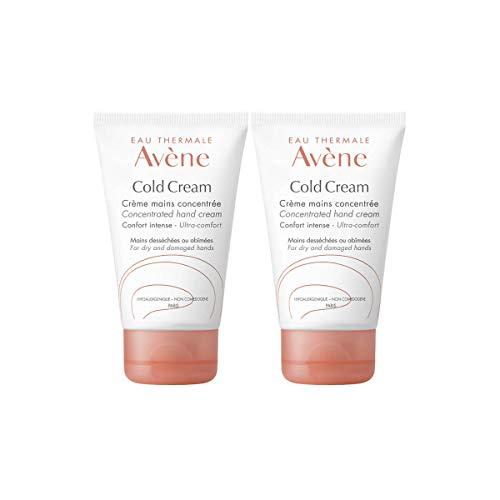Avène Cold Cream Duo Konzentrierte Handcreme 50mlx2