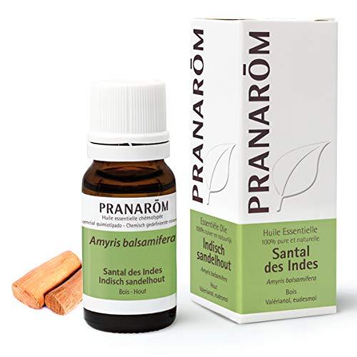 Pranarom Santal des Indes - Aceite Esencial, 10 ml