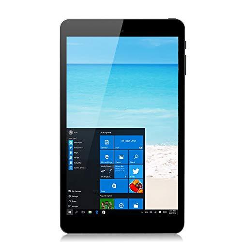 YONIS Tablette Tactile Windows 10 Ecran IPS 8 Pouces WiFi HDMI 2 Go + 32 Go Noir