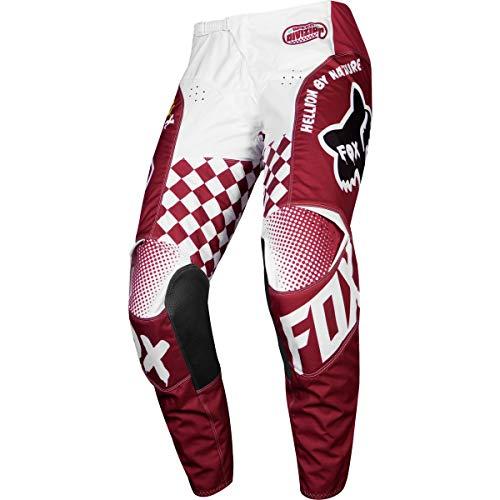 Fox Pants 180 Czar Cardinal 34