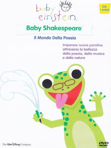 Baby Einstein - Baby Shakespeare - Il mondo della poesia [IT Import]