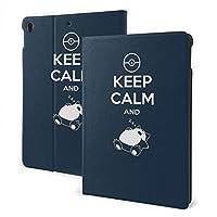 冷静に眠りなさい iPadタブレットケースカバードロップショック保護薄型軽量防塵包括的な保護スクラッチ防止自動スリープ/ウェイクアップiPad 7th 10.2インチ、iPad Air3とプロ10.5インチマルチモデル