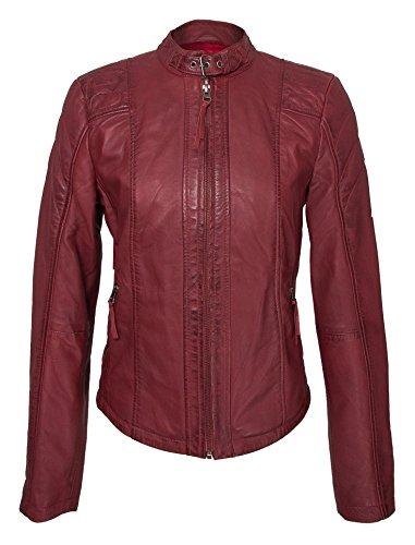 Zerimar 705 Chaqueta, 100 DEN, Rojo, X-Large (Tamaño del Fabricante:XL) para Mujer