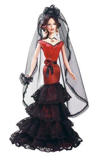 Mattel–l9583–Muñeca Barbie Princesa de España