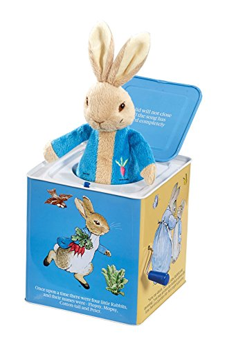 Peter Hase in der Box
