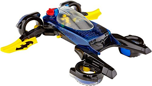 Mattel Fisher-Price CLP22 Imaginext Verwandelbares Batmobil