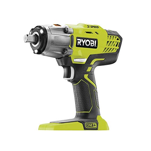 Ryobi R18IW30 ONE 3Speed Impact Wrench