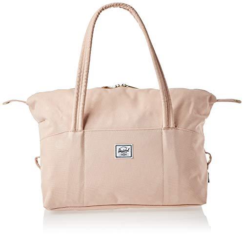 Herschel Strand Shoulder Bag, Polka Cameo Rose, Small 12.5L