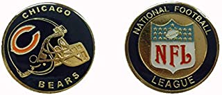 Collectible Challenge Coin- Logo Poker- Lucky Chip for Bears