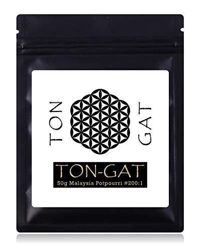 TON-GAT - Potpourri #200:1 | Das Original aus Malaysia | ISO-9001-zertifiziert | 100% rein + laborgeprüft | Deutsche Qualitätssicherung | Zufriedenheits-Garantie | 50g