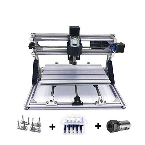 CNC 3018 Router Kit Offline Controller 3 Axis DIY Desktop Laser Cutter PCB PVC Milling Engraving Machine,Wood Router For Metal