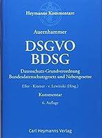 DSGVO/BDSG