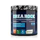 Rocka Nutrition Crea Rock •´ Creatin Monohydrat Pulver 100% Creapure®500g Qualität • hochdosiertes veganes Kreatin