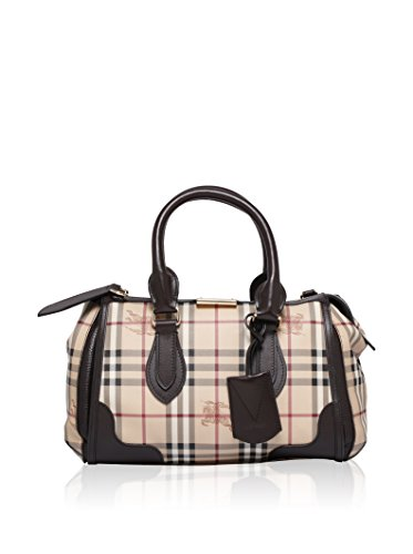 Burberry Gladstone Tote Bag 3870759 Chocolate