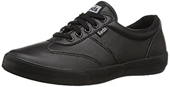 Best womens black leather sneakers Reviews