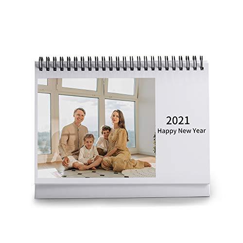 Jewelora Calendario Desktop Calendario Fotografico da tavolo 2021 Calendario 2021...