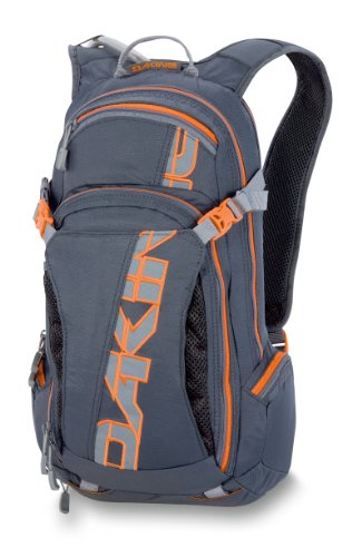 Dakine Rucksack Nomad, charcoal/orange, 19L