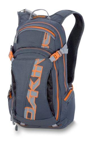 Dakine Rucksack Nomad, charcoal/orange, 19L