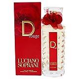 Luciano Soprani D Rouge by Luciano Soprani Eau De Parfum Spray 3.4 oz / 100 ml (Women)