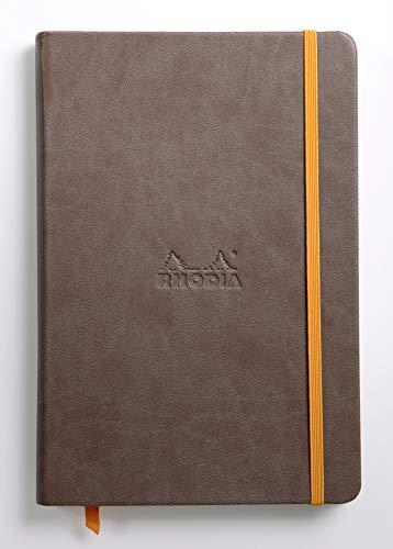 Rhodia 118723C Taccuino, Cioccolato