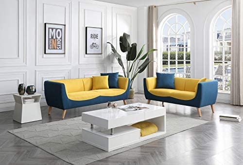 Best Greatime S2606 Moden Fabric Sofa