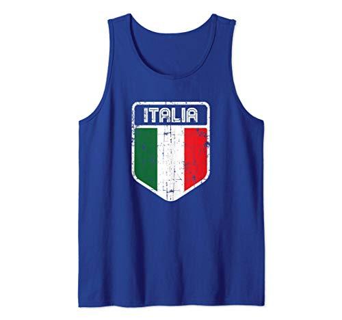 Maglia da calcio dell'Italia Uomo Donna Bambino italiana Canotta