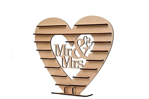 "Rocher Herz ""Mr + Mrs"" - 3"
