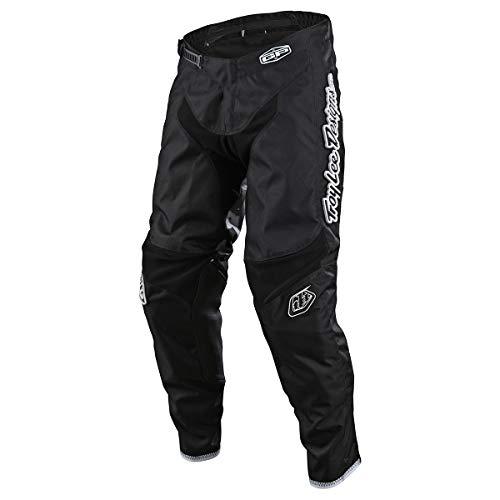 Troy Lee Designs GP Camo Motocross Hose Schwarz/Weiß/Grau 30