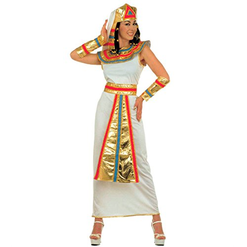 Kleopatra Disfraz de Egipto para mujer, L 42/44, Cleopatra, faraonina, disfraz de reina egipcia, disfraz de carnaval, fiesta temtica, carnaval, disfraz de mujer
