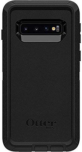 OtterBox Defender Series SCREENLESS Edition Case for Galaxy S10 - Case Only (Black)