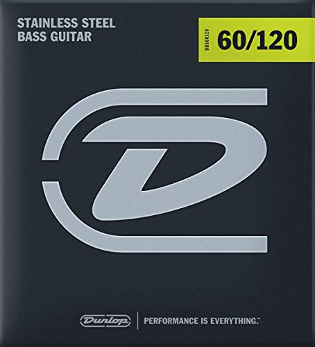 Dunlop DL STR DBS 060/120 Stainless Steel Extra Heavy Drop