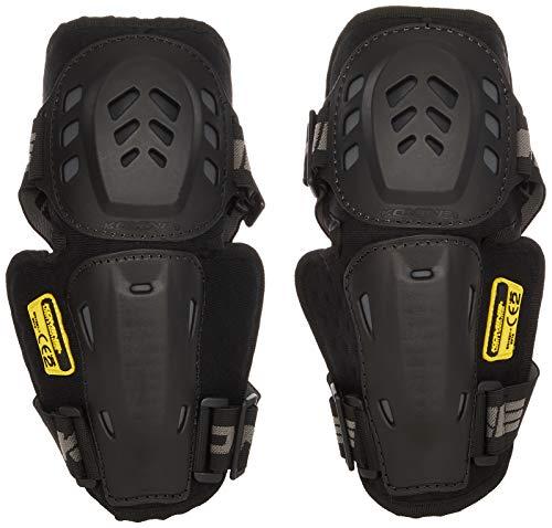 コミネ(KOMINE) バイク用 CEレベル2プロエルボーガード ブラック Free SK-818 1197 CE規格レベル2 プロテクター
