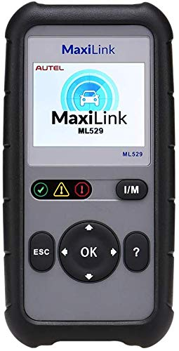 4. Herramienta de diagnóstico Autel MaxiLink ML529 OBD2
