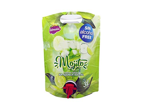 Mojito Sin Alcohol 3L