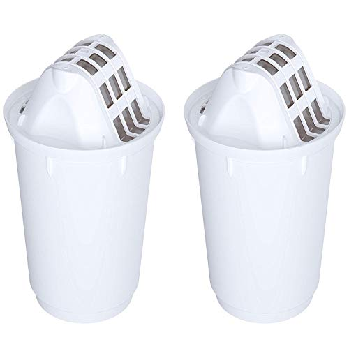 Nakii A5 Replacement Filter for Water Pitcher Filter 2 Pack
