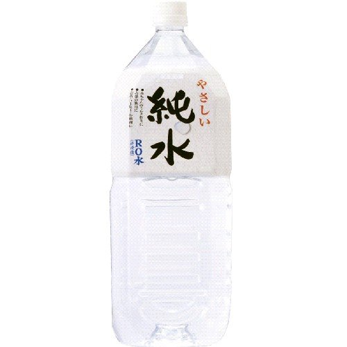 赤穂化成 純水 2000ml×6本