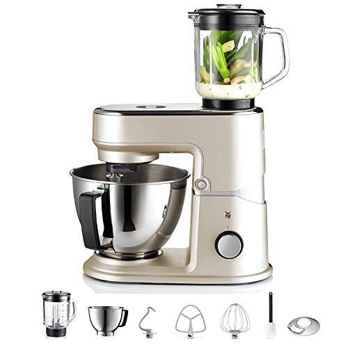 WMF 416680001 Robot de cocina, acwero Inoxidable Cromargan,