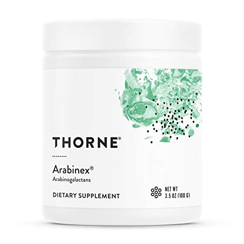 Thorne Research - Arabinex - Prebiotic Fiber Powder for Immune Support - 3.5 Oz (100 g)