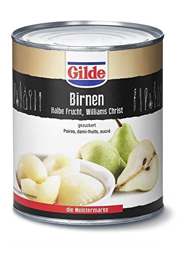 Gilde Birnen halbe Frucht (6x850 ml)