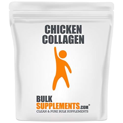BulkSupplements.com Hydrolyzed Collagen (Chicken) Powder - Grow Hair Fast for Women - Keto Collagen Powder - Collagen Burn Powder (1 Kilogram - 2.2 lbs)